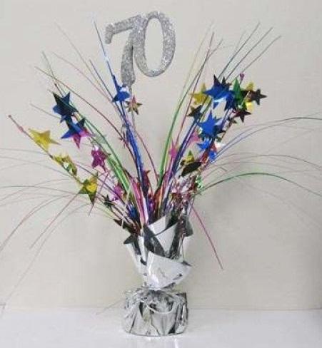 birthday pick spray party 70
