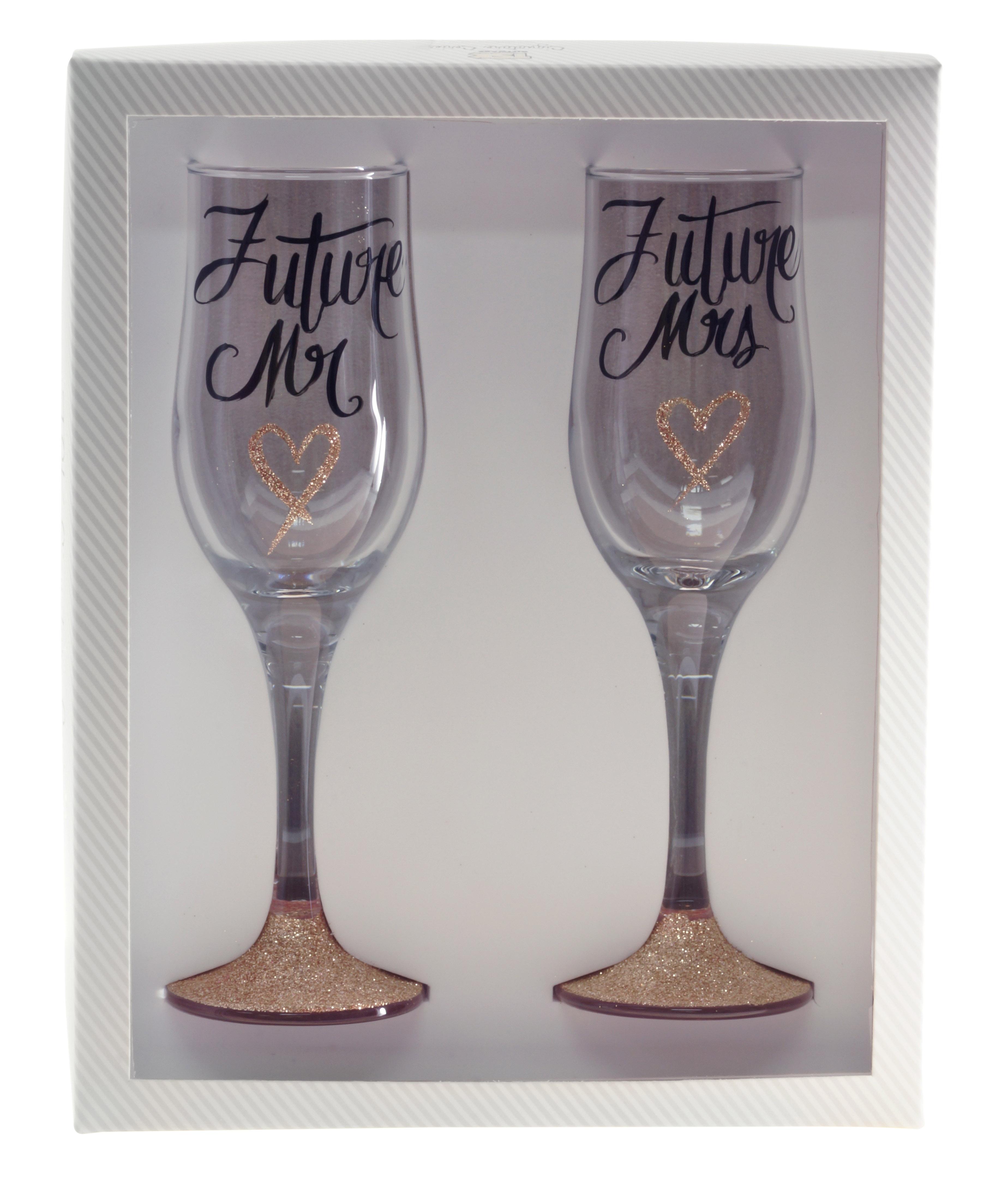 Champagne Flutes Party Shop