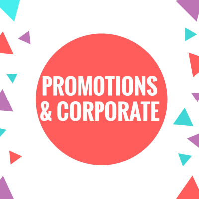 Promotions & Corporate