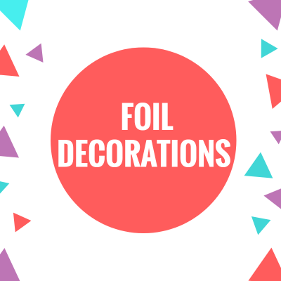Foil Decorations