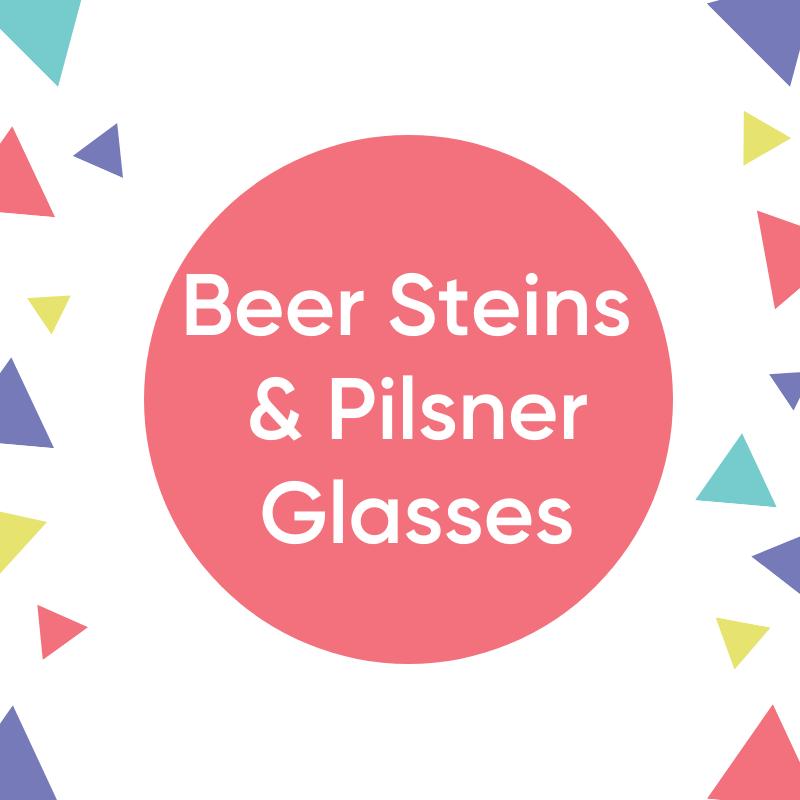 Beer & Pilsner Glasses