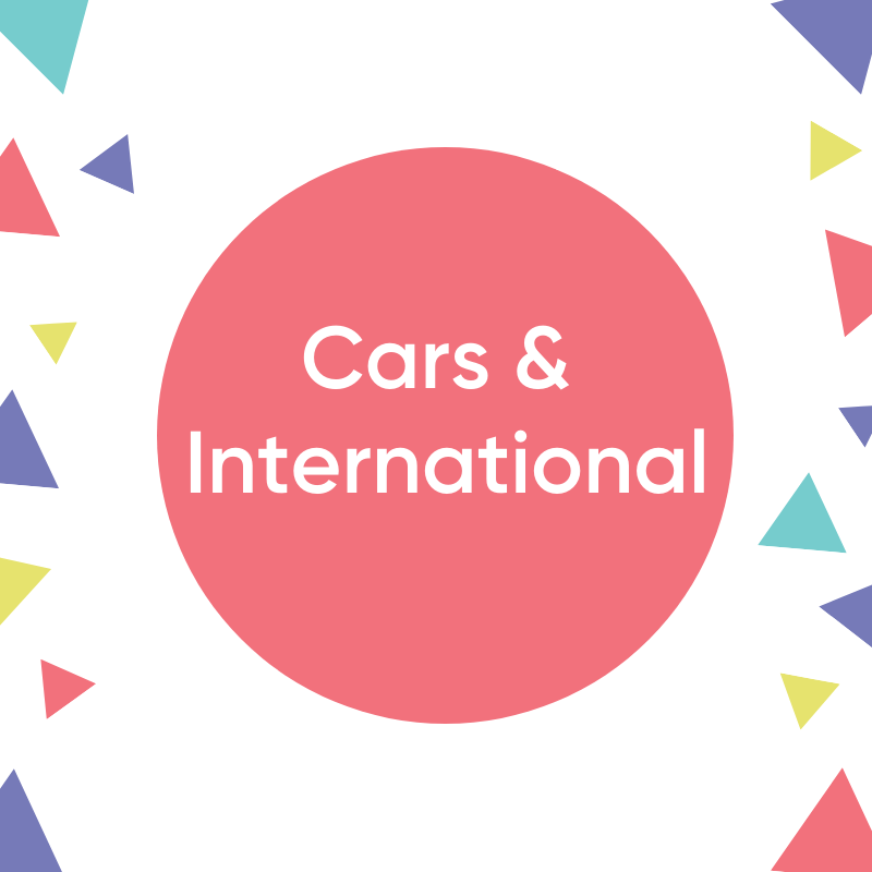Cars & International