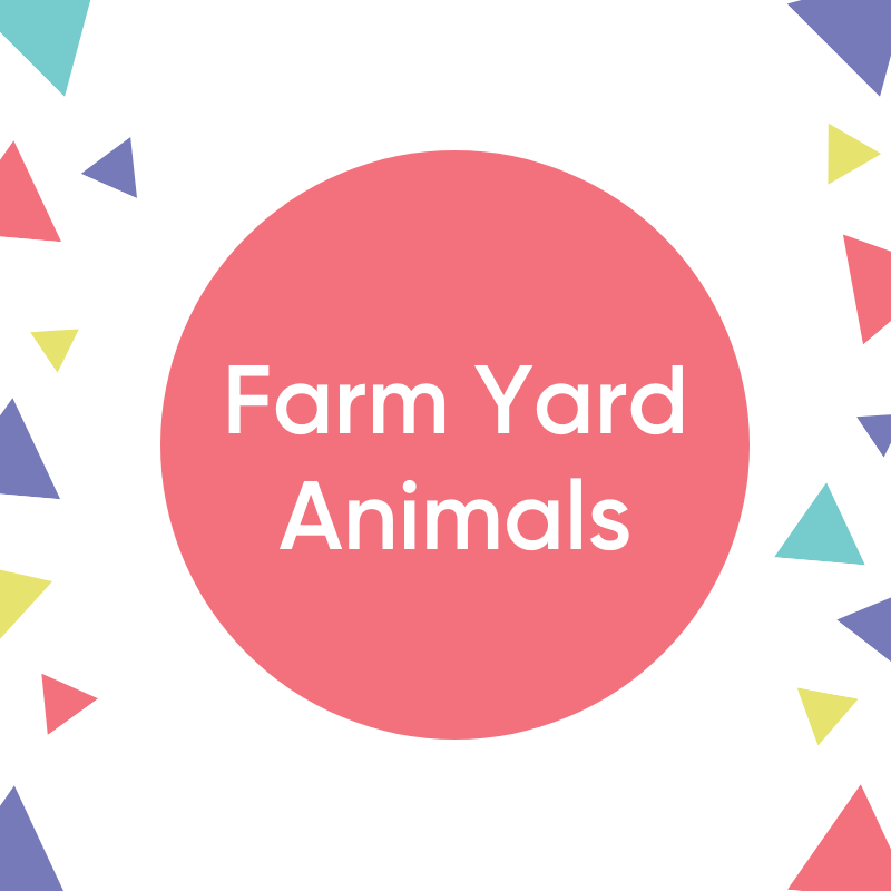 Farm Yard Animals