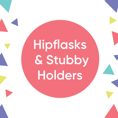 Hip Flasks & Stubby Holders