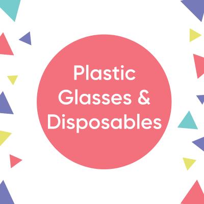 Plastic Glasses & Disposables
