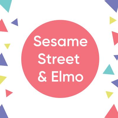 Sesame Street & Elmo