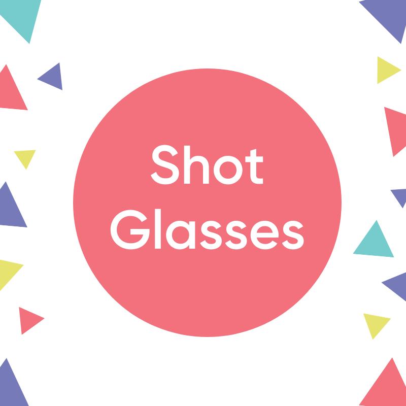 Shot & Spirit Glasses