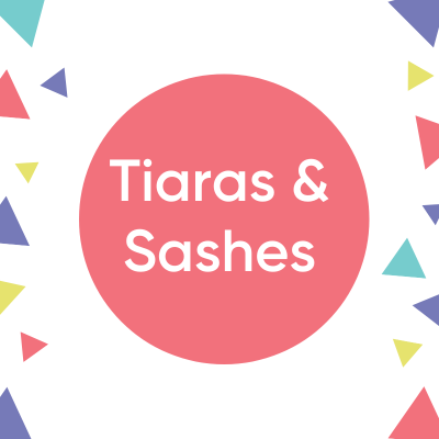 Tiaras & Sashes